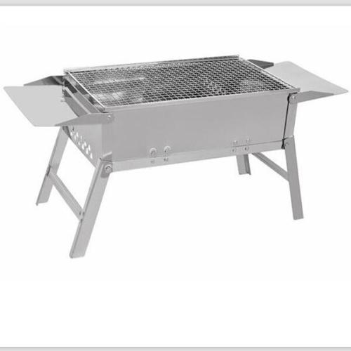 portable  barbecue grill with carry bag made of the stainless steel430