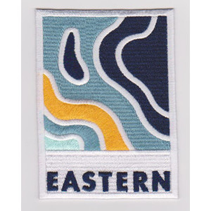Iron On Embroidery Textile Patch woven patches for clothing