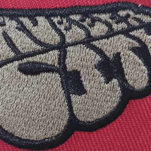 Tailor-made Clothing Design Patch / tailor-made high quality embroidery patch souvenir badge