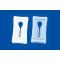 Slide Lock Clamp | Pipe Hose Slide Clips | Blue White Red Slide Clamp| IV Components| Slide Tube Clamp
