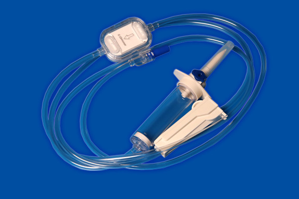 医用不含PVC输液器