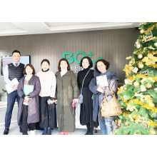 Doctors from famous universities in South Korea came to visit BQ+