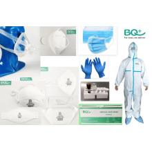 How to Choose Personal Protective face mask and Coverall and RT-PCR Detection?
