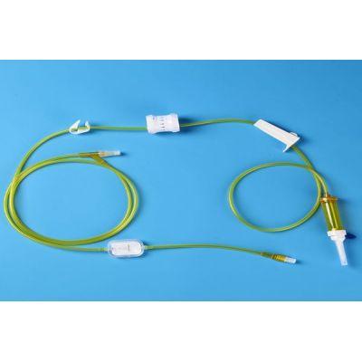 Infusion Set with Flow Regulator 510K / Flow Regulator Infusion Set/Medical IV Set/ High-Precision Flow Regulator Infusion Set China Manufacturer