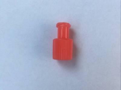 BQ+ Combi Stopper Red /Medical Use Combi Stopper/ Disposable Medical Syringe protector/Sterile Combi Stopper
