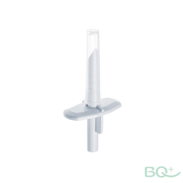 Non-vented plastic Spike   Spike IV Components Double Ended Transfer Spike ABS Material Spike