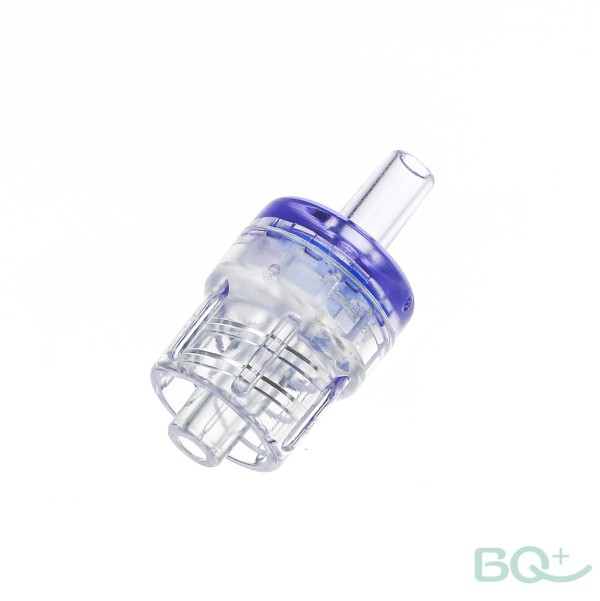 300KPa non BPA or DEHP or Latex or Natural rubber Back check valve for IV therapy