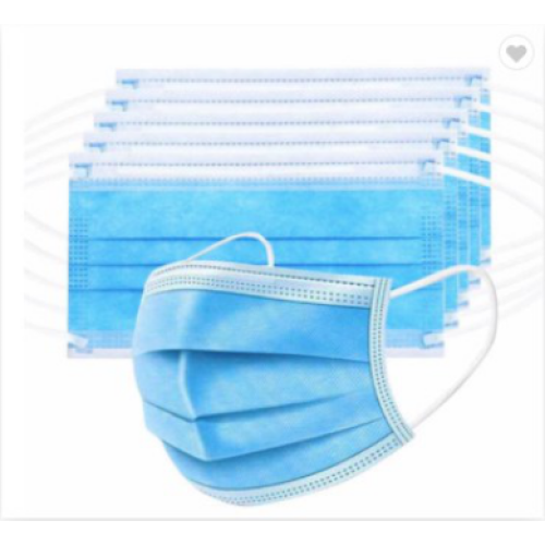 Disposable Medical and normal Face Mask 3ply ear loop