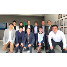 A group of well-known Japanese companies visited BQ+ Medical