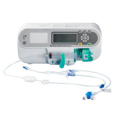 Infusion and Syringe Pump | High Pressure Syringe Pump | Macro Iv Set