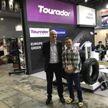 Meet Mr. David Shaw at Tyrexpo-Asia 2019