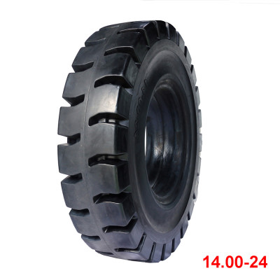 China truck tires solid tires 14.00-24 otr tyres  off the road tyres