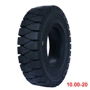 China truck tires solid tires 10.00-20 otr tyres  off the road tyres