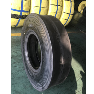 China high quality smooth tread tire solid tyre 4.00-8 otr tyres with best price