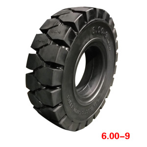 Multiplus 6.00-9 solid tire otr tyres with best price