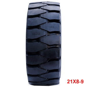 21*8-9 solid tire best price