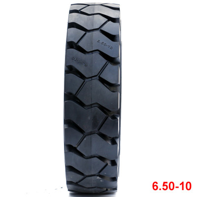 forklift tires 6.50-10 solid tire otr tyres with best price