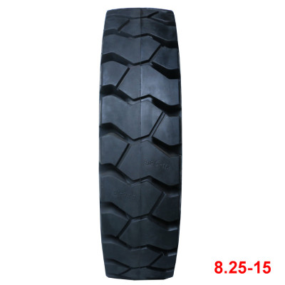 new brand forklift tires 8.25-15 solid tire otr tyres