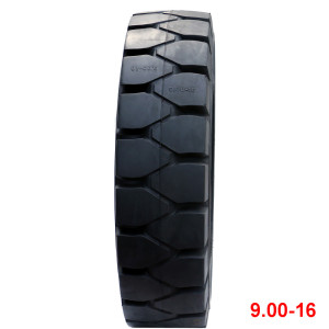 otr tires 9.00-16 solid tire for forklift tires