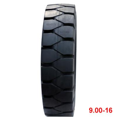 otr tires 9.00-16 solid tire for forklift tires