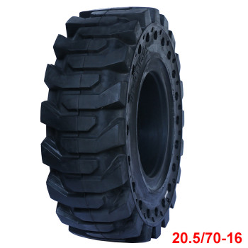 bias otr tire 20.5/70-16 solid tire for forklift tires