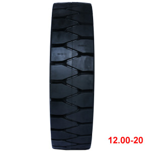 MULTIPLUS 12.00-20 solid tire for forklift tires