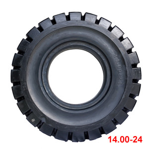 MULTIPLUS  14.00-20 forklift tires by solid
