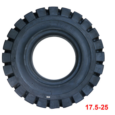 23.5-25 solid tire brand of solid