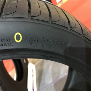 Chinese car tires brand TOURADOR pcr tyre 255/45R20 with best price
