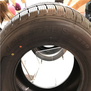 Chinese factory pcr car tires 195/65R15