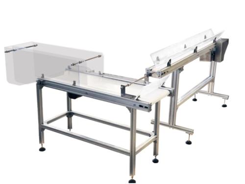 CFXG-50 de alta velocidad 70 m / min Máquina para fabricar paja de papel 350 piezas por minuto con cubierta de seguridad