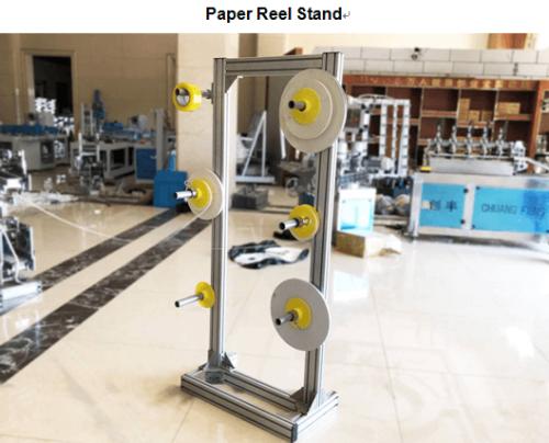 Máquina de fabricación de paja de papel barata 200 piezas por minuto