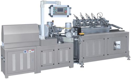 Máquina de fabricación de paja de papel de acero inoxidable 304 200 piezas por minuto