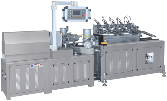 304 Stainless Steel Paper Straw Making Machine 200 pieces per min