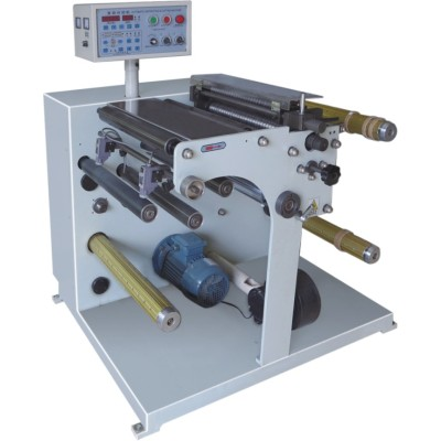 Машина Rewinder Slitter ширины 450mm дешевая бумажная для бумажной соломы