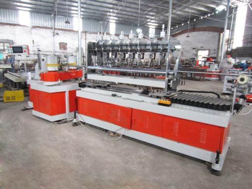 2 Head NC Multi-cutters Paper Tube Making Machine