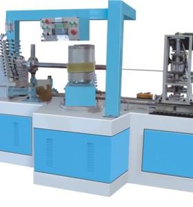 Автоматическая спиральная сердцевина из бумажной трубки CFJG-50