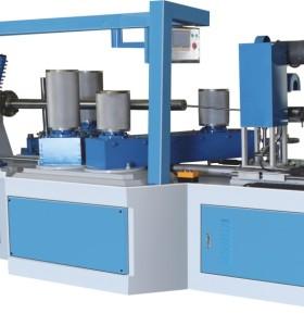 Автоматическая машина для намотки бумажных трубок CFJG-100 специально для сердечников из стретч-пленки