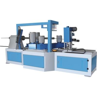 CFJG-100 ماكينة لف أنبوب الورق الحلزوني الأوتوماتيكي خاصة بالنسبة لأغشية فيلم الإمتداد