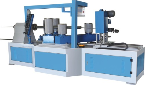 CFJG-100 Automatic Spiral Paper Tube Winding Making Machine Especially for Stretch Film Cores