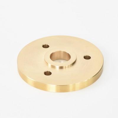 brass Customized precision CNC machining  parts