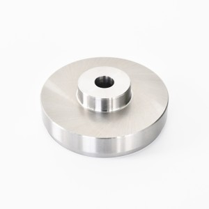 NAK55 material precision CNC machining turning processing