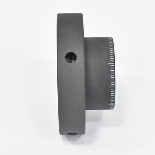 S45C-D material custom precision machined parts phosphating surface treatment