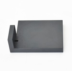 S45C-D materiale personalizzato parti lavorate di precisione trattamento superficiale di fosfatazione