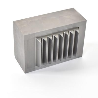 DH2F lavorazione del materiale di parti lavorate di precisione in pressofusione di alluminio
