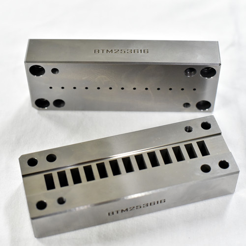 Die steel material precision machining die parts