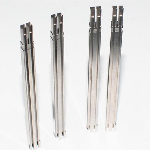 Materiali DC53 e altri materiali in acciaio per stampi lavorazione di precisione di parti di stampi