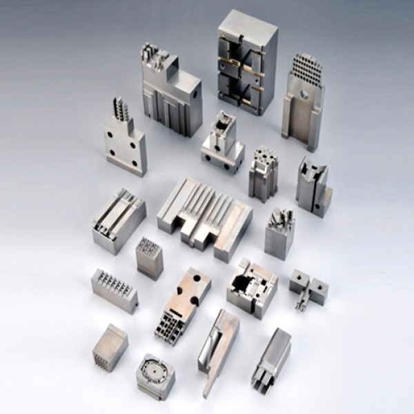DC53 materials and other die steel materials precision machining die parts