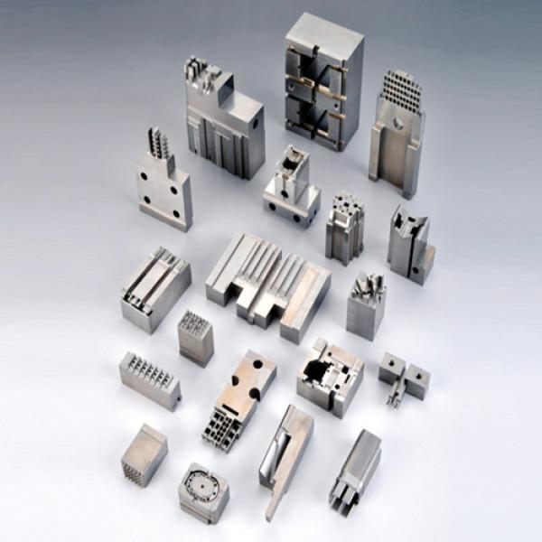 DC53材料及其他模具钢材料精密加工模具零件