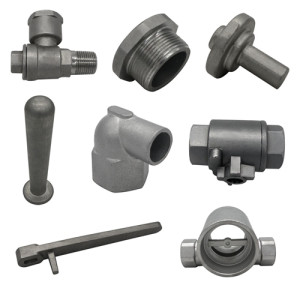 Sand casting parts manufactured by Dalian Zhongken Machinery
